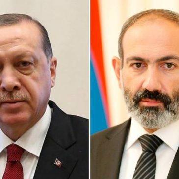 Pashinyan critica a Erdogan por su «discurso de odio extremo» e «insulto al pueblo armenio y a la humanidad» durante las declaraciones del 24 de abril
