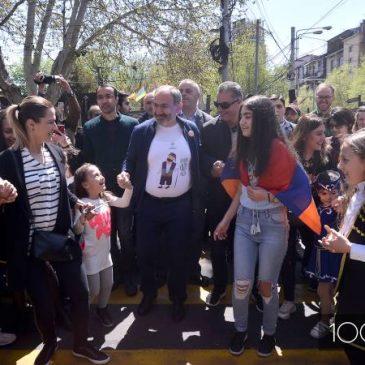 «Has ganado y ganarás»: el Primer Ministro armenio extiende sus felicitaciones en el Día del ciudadano