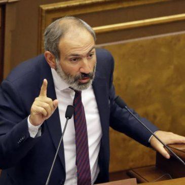 Pashinyan echó a un viceministro por recibir sobornos