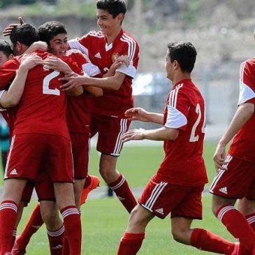 Armenia sede por tercera vez de Torneo de Desarrollo de la UEFA