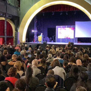 """Se celebró el """"Día de Armenia"""" en la Feria Internacional del Libro, en Buenos Aires"""