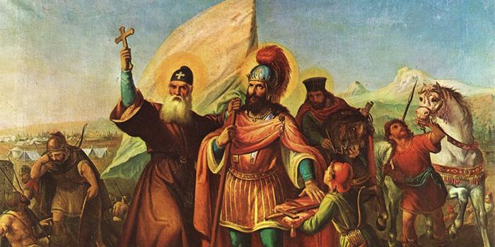 El 26 de mayo de 451 tuvo lugar la gloriosa Batalla de Avarayr