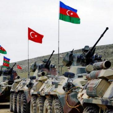 Turquía y Azerbaiyán apuntan a agudizar el conflicto