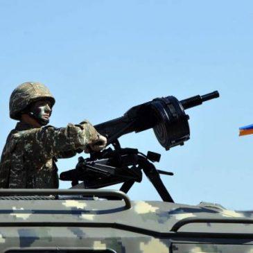 Armenia trabaja en el aumento de los tipos de armas.