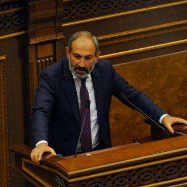 Armenia y Artsaj no quieren la guerra, pero nadie puede amenazarnos con la guerra – PM Pashinyan