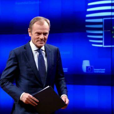 El Presidente del Consejo Europeo, Donald Tusk, visitará Armenia en julio