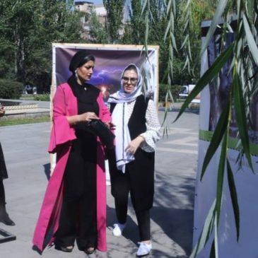 Se inauguró el 1º Festival internacional de Fotografía de Armenia