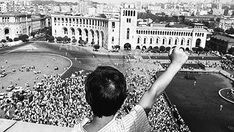 En el referéndum del 21 de septiembre de 1991, los armenios dijeron «SÍ» a la Armenia independiente