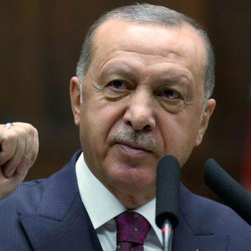 Erdogan critica la resolución estadounidense sobre el genocidio armenio