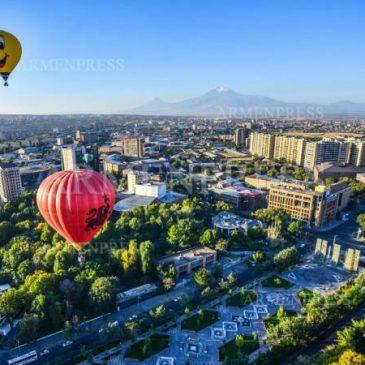 Yereván incluida en los 10 principales destinos de tendencias de Booking.com para 2020