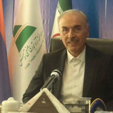 El Director de Zona Económica Libre ve a Armenia como una puerta de entrada para Irán a Unión Euroasiática.