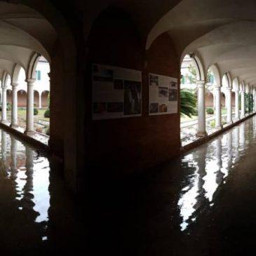 El gobierno italiano apoyará la restauración de San Lazzaro degli Armeni, afectado por las inundaciones