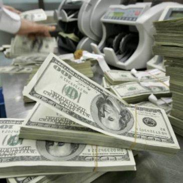 Las reservas de moneda extranjera de Armenia aumentan en un 19%