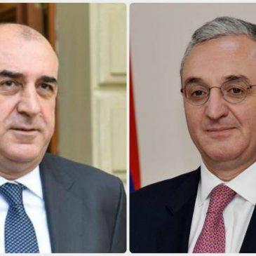 Cancilleres de Armenia y Azerbaiyan se reunirán el 4 de diciembre en Eslovaquia