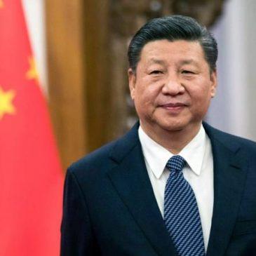 El presidente de China agradece a Armenia por ayudar a combatir el coronavirus