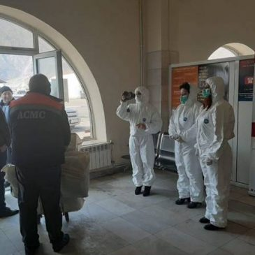 Coronavirus: Armenia cierra la frontera con Irán temporalmente