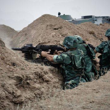 Armenia frustra incursión militar de Azerbaiyána lo largo de la frontera noreste