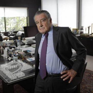 Eduardo Eurnekian dona U$S 250,000 al gobierno armenio para luchar contra COVID-19