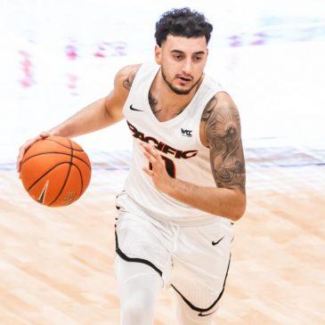 La estrella de basketball en ascenso Gary Chivichyan planea ser el primer armenio en la NBA