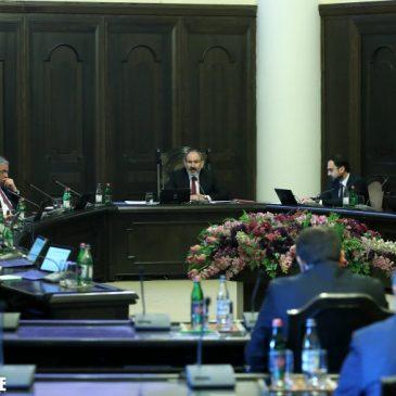 COVID-19: Armenia extiende la cuarentena por 30 días. Hasta el 14 de mayo.