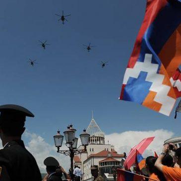 Artsakh declara la ley marcial y movilización de todos los mayores de 18 años.