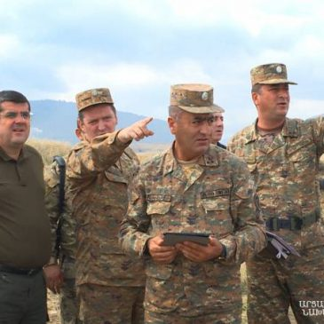 «Es una lucha de vida o muerte»: el presidente de Artsaj promete contramedidas apropiadas para el ataque azerí
