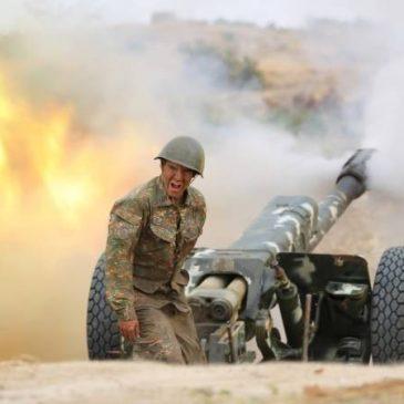 Las fuerzas de ataque azerbaiyanas sufren más pérdidas: Artsaj destruye 12 tanques más
