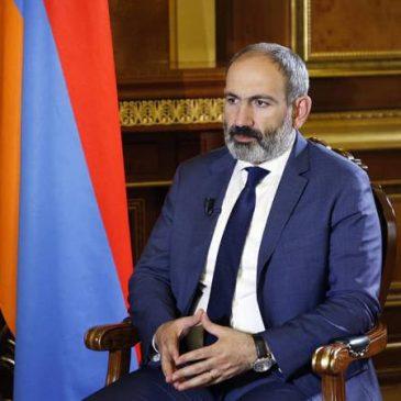 «Debemos utilizar todos los medios para defendernos», dijo el primer ministro armenio a The Washington Post