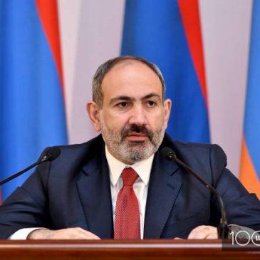 Primer Ministro Pashinyan se dirigió a la Nación (discurso)
