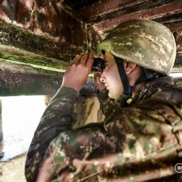 Continúan los combates en la zona de conflicto de Artsaj-Azerbaiyán