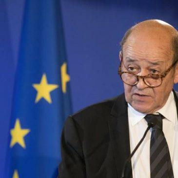 Azerbaiyán inició el conflicto. El ministro de Asuntos Exteriores francés declaró clara y estrictamente