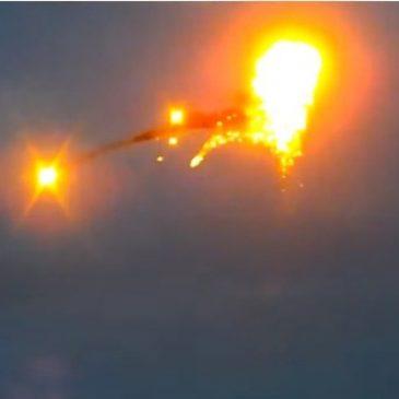 URGENTE: Armenia derriba los 4 drones enemigos que sobrevolaron cerca de Yerevan esta noche.