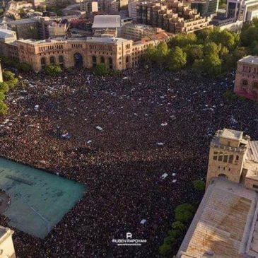 ¿Sera esta oportunidad la «Toma de la Bastilla» Armenia?