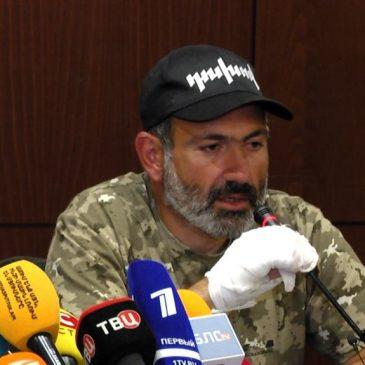 Nikol Pashinyan:»ElPartido Republicano (HHK) ya no tiene autoridad. Son un fantasma»