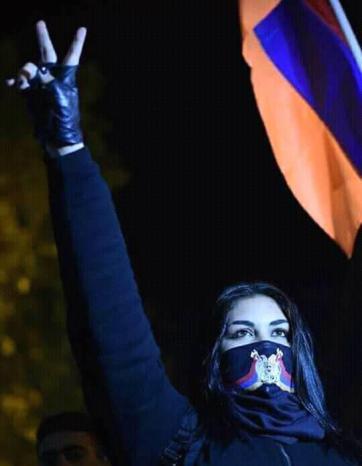 Revolución de terciopelo en Armenia: algunas reflexiones sobre el desarrollo de la semana (23-27 de abril)