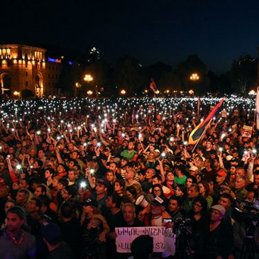 Pashinyan: Paro y Marchas a partir de mañana 2 de mayo