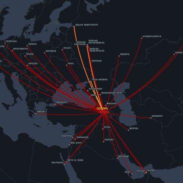12 nuevas líneas aéreas ingresaron al mercado armenio en los últimos dos años.