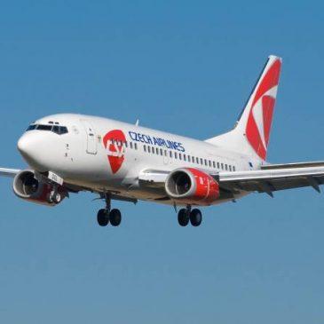 Czech Airlines reanuda vuelos a Armenia