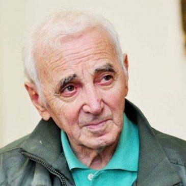 «Tengo un gran deseo de venir y ver la nueva Armenia con mis propios ojos» – Carta de felicitación de Charles Aznavour a PM Pashinyan
