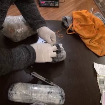 Servicio de Seguridad Nacional divulgó operación de narcotráfico en Armenia.