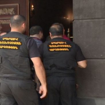 Empresa vinculada al hermano de Serg Sargisian multada por evasión de impuestos
