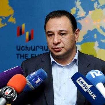 Director del Fondo Armenia Mundial arrestado por malversación de fondos
