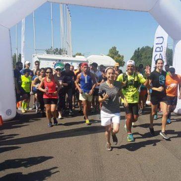 Corre por la paz: el montañista Ara Khatchadourian corrio de Marsella a Yereván