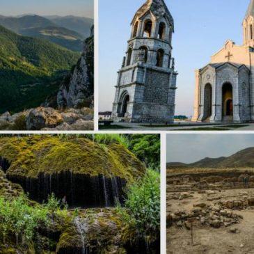 Artsakh se está convirtiendo en un destino turístico perfecto
