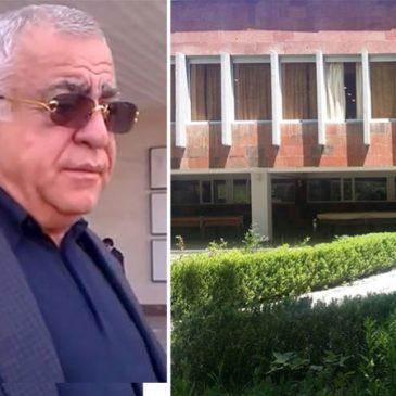 Centro Medico propiedad del hermano de Serzh Sargsyan recibió AMD 400 millones en contratos estatales