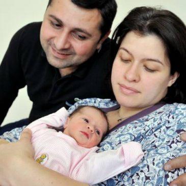 Nare, Maria, Davit, Narek entre las mejores opciones para nombres de bebés en Armenia
