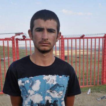 El ejercito fronterizo ruso aprehenden a un ciudadano turco en la frontera entre Armenia y Turquía