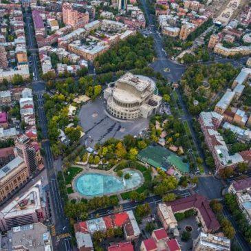 Yerevan participará en el Foro Internacional de Ciudades Antiguas