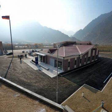 Las subvenciones del gobierno permiten a una empresa privada implementar un programa de inversión de 195 millones de dólares en Meghri