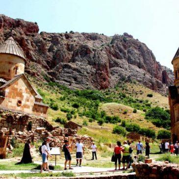 Crecimiento del 12% en turismo en el primer semestre.